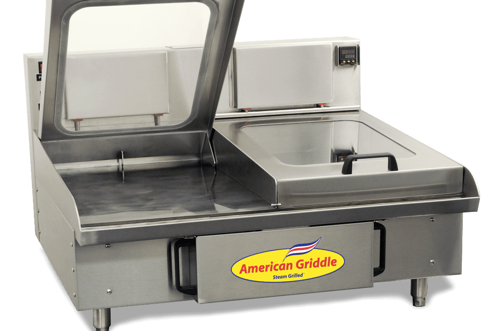 Benefits Of The Steam Lid from American Griddle