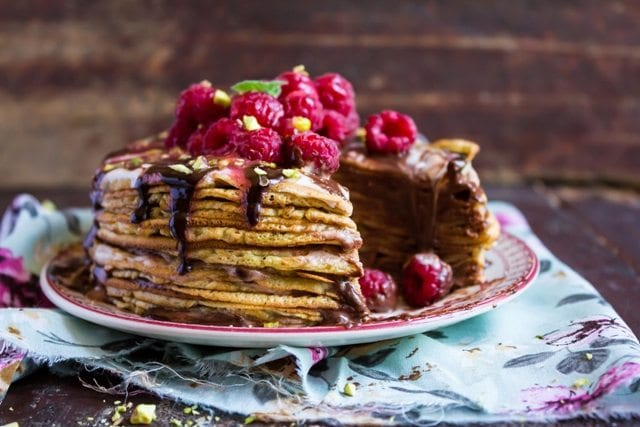 Griddle Recipes from American Griddle – Old-Fashioned Pancakes