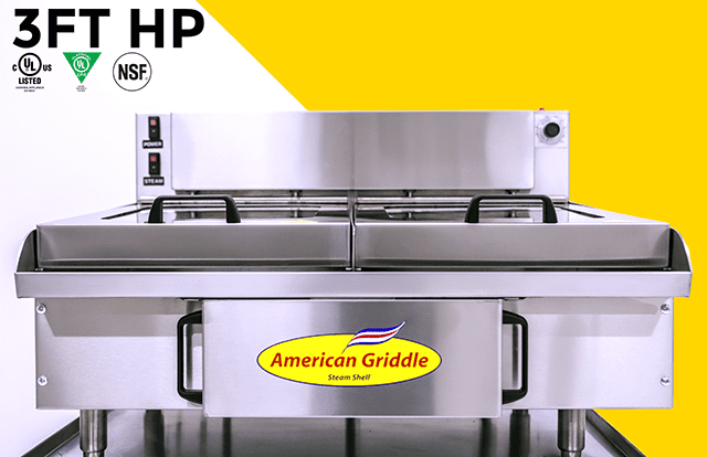 American Griddle commercial griddle for sale