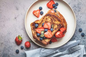 French Toast, Easy Griddle Recipe