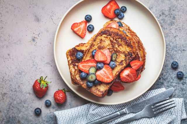 Three Easy Griddle Recipes That Will Be A Hit