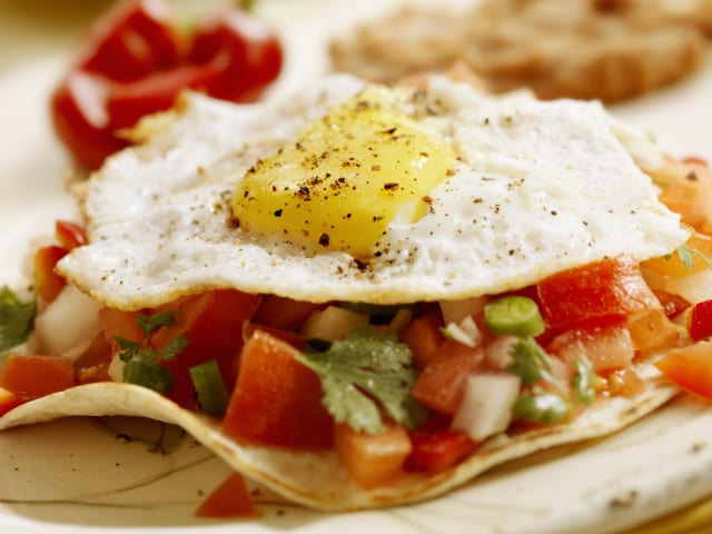 Spice Up Your Camping with This Tex-Mex Haystack Griddle Recipe