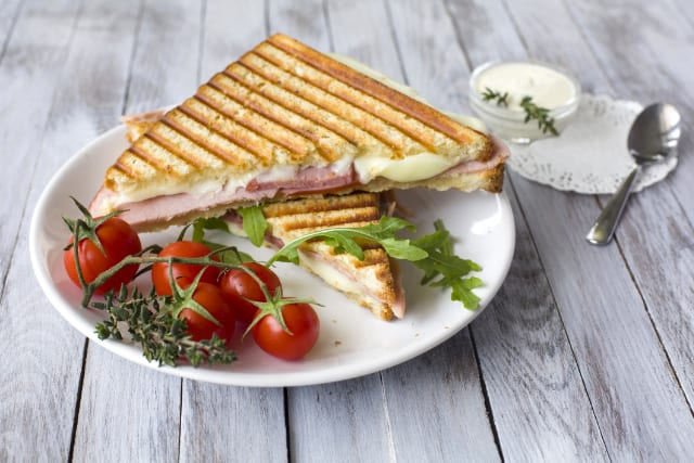 More Delicious Griddled Cheese Sandwiches with a Twist